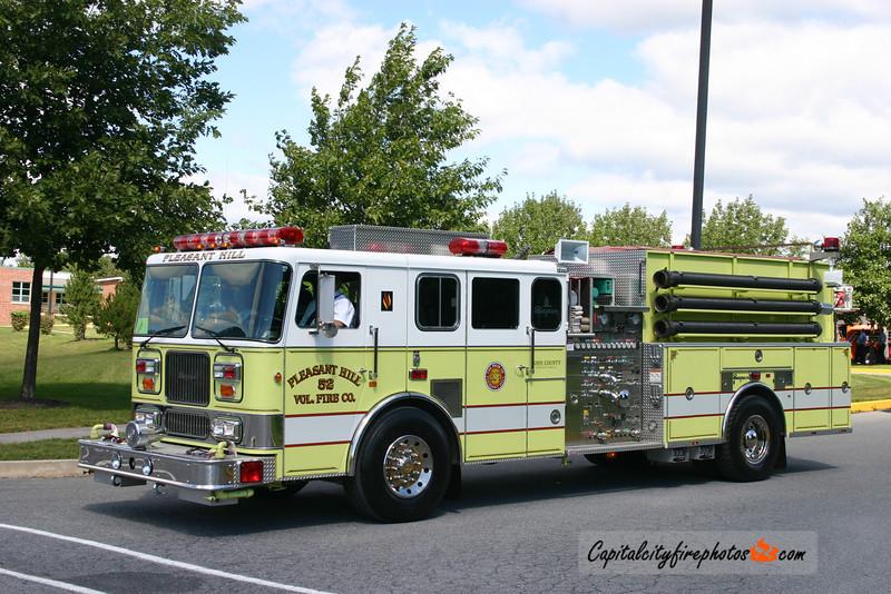 Pleasant Hill Engine 52-1: 1996 Seagrave 1500/1250