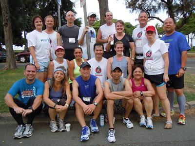 Faerber 10K Group Photo