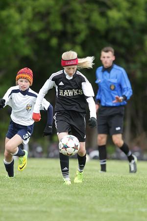 Girls u12 (11v11) - Michigan Hawks