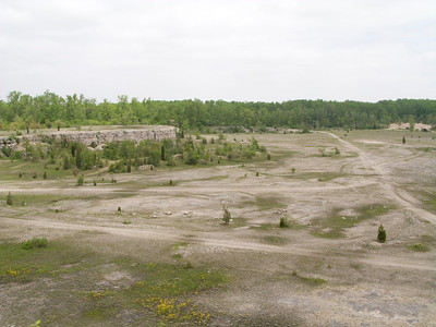 Castalia Rock Quarry Ohio