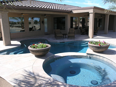 STUDIO ADDITION - POOL - LANDSCAPING - SUN CITY GRAND