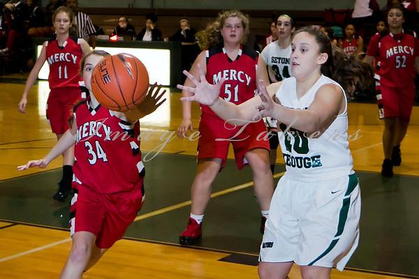2012-2013 Basketball v Mercy2
