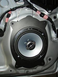 2014 Toyota Prius III Non JBL Front Door Speaker Installation - USA
