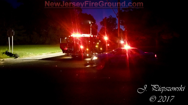 8-4-2017 (Camden County) WINSLOW TWP. Egg Harbor Rd. & Flemming Pike - MVA