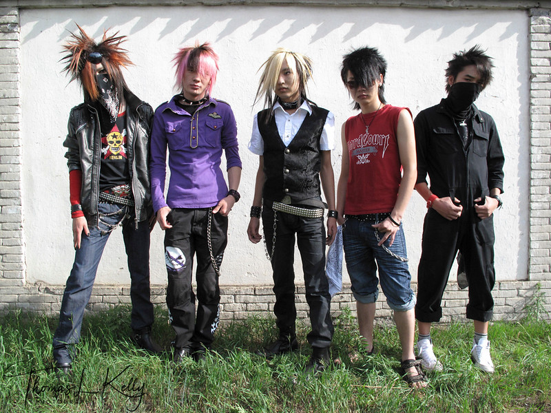 Mongol Punk Group.
