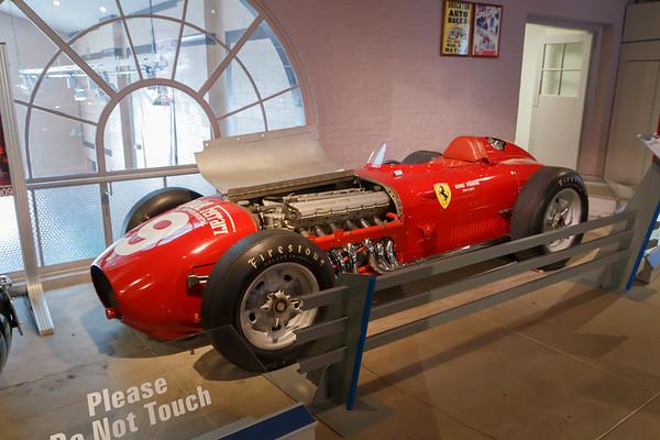 Saratoga Automobile Museum in Saratoga Springs, New York - February 2016