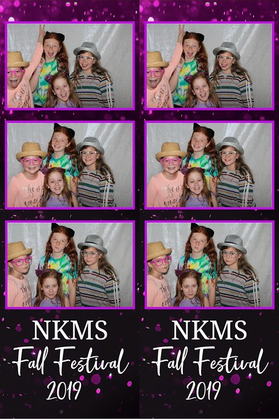 NKMS Fall Festival