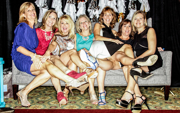 Wine Women Shoes at The Ritz Carlton Sarasota
