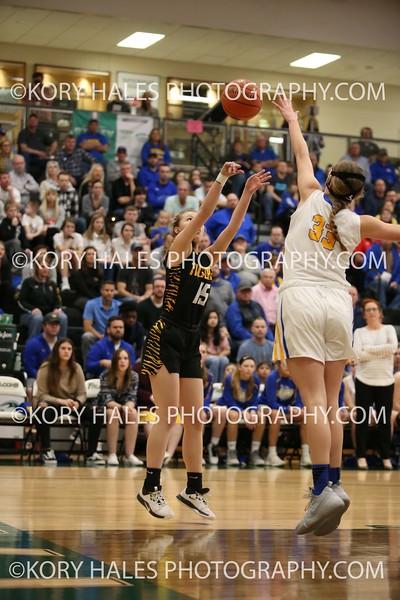 2019-2020 Basketball Season--High School Girls