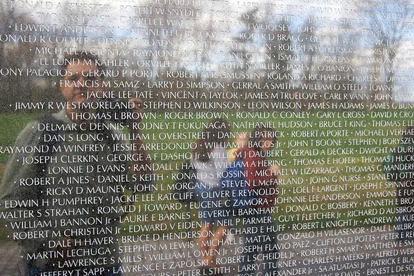 DC Viet Nam Memorial