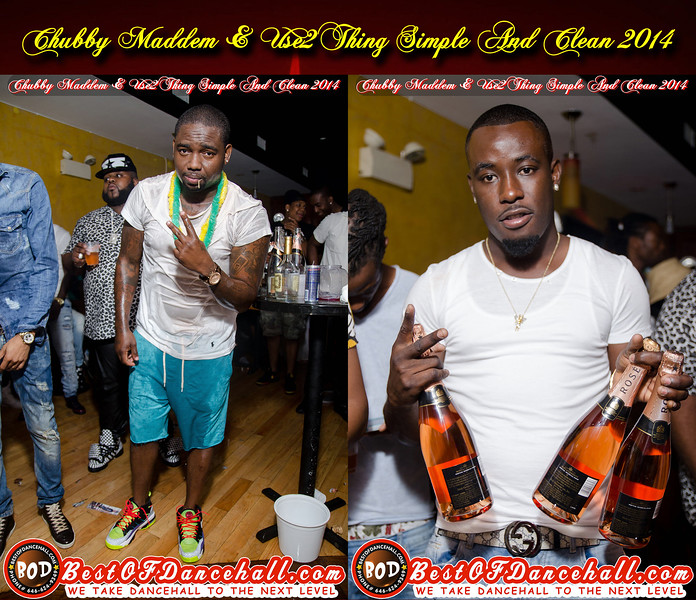 7-19-2014-QUEENS-Chubby Maddem & Use2Thing Simple And Clean 2014