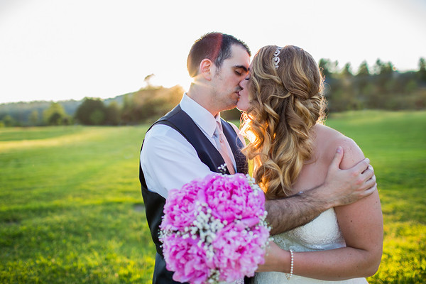Anna + Scott's Wedding