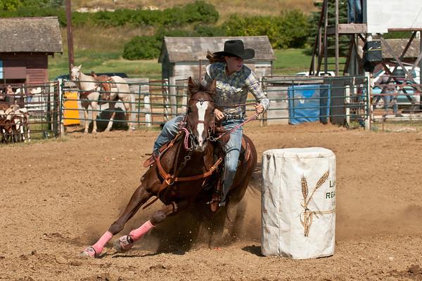 Big Beaver High School Rodeo 20110827