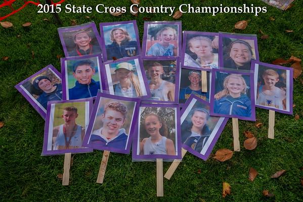 2015 11 07 State XC Championships