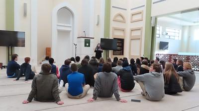 JCI Visits Boston Islamic Cultural Center & Mosque 1.7.19