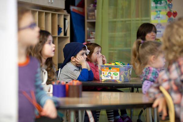 Preschool - Classroom