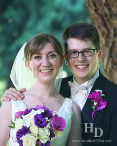 2011-08 Bride and Groom