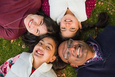 Family At Summerlake Park