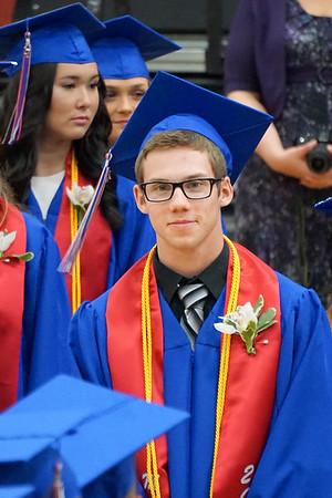 Isaac's Graduation