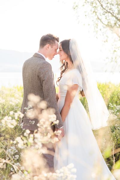 Camila & Nathan's Bridals