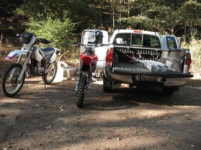 Last Hollister Hills Ride