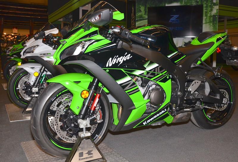 Salon de la moto de Mtl