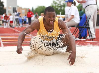 NYSPHSAA Boys Long Jump 6-11-11