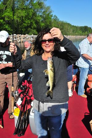 Fishing with PaPa Joes