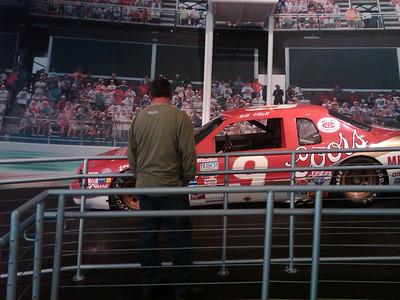 NASCAR Hall of Fame @ Charlotte NC 10-28-2011