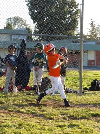 Angels Batting Practice Feb 3rd