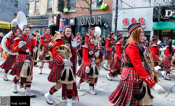 St-Patrick's Day Parade