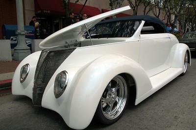 Classic Cars Show - Culver City