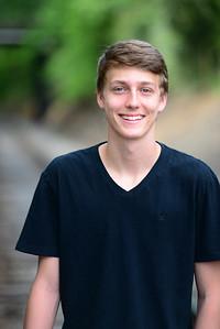Brandon Bennefield Senior Pics 2020