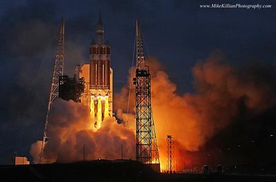 Orion's First Flight Test / EFT-1