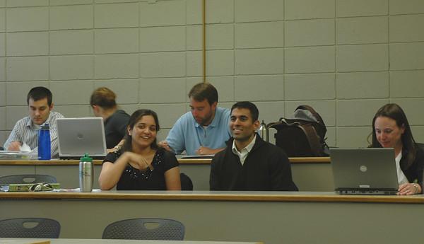 Dr Huber's Global Negotations Class 2009