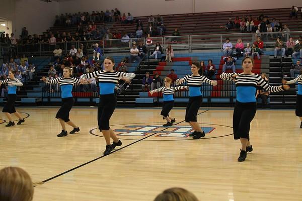 Webster Dance Team