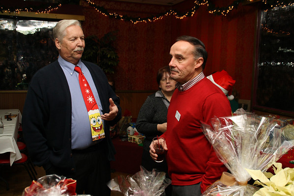 Christmas Party 12 Dec 10