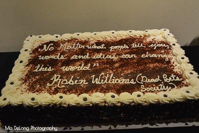 Robin Williams Birthday at Throck