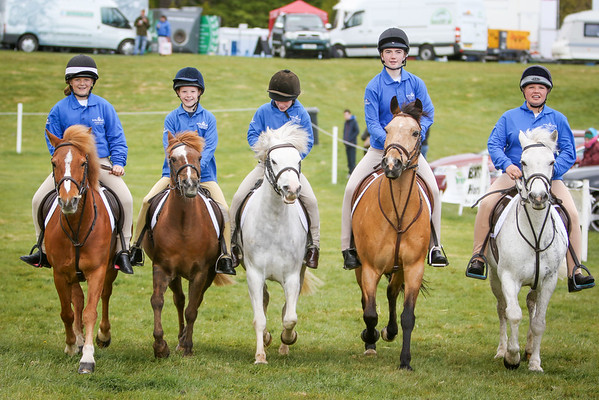 Pony Club Games