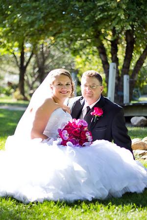 Shannon & Ron Wedding - Sioux City, IA