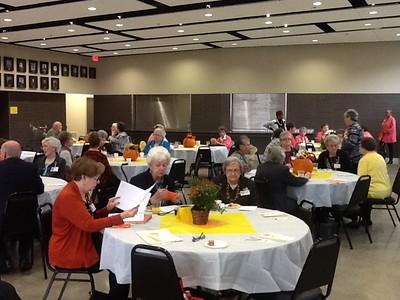 Southwest District Volunteers Meeting (Oct. 2015)