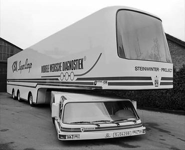 Futuristic cargo transport