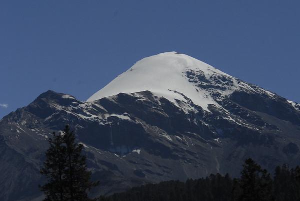 Mexico's Volcanoes November 7-16, 2008