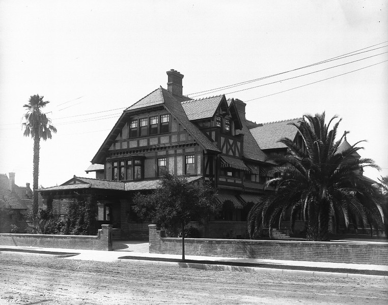 1880s, Alfred Solano Residence