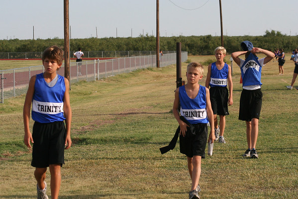 Big Lake XC Meet