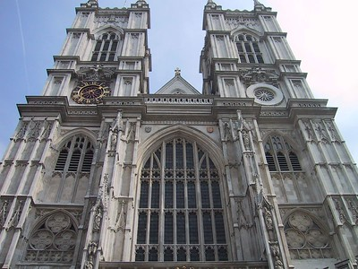 2001/05 - Westminster Abbey