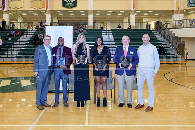 2018-19 Athletics Circle of Honor