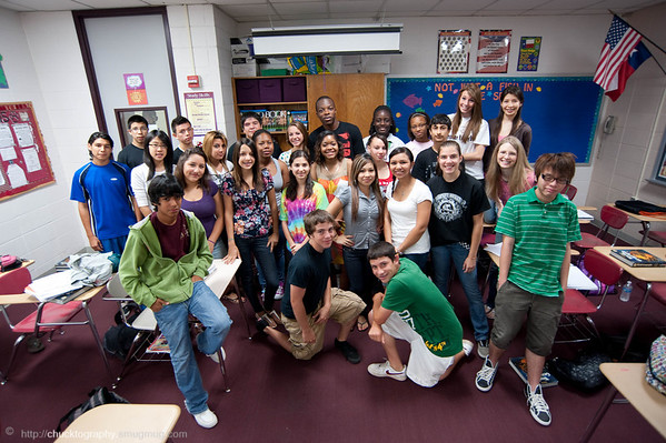 Two Classes, 2009-2010