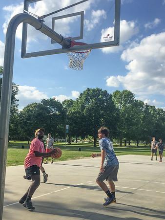 Campus Rec Cookout - Basketball Tournament