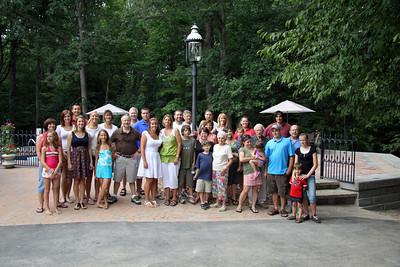 08-08-10 Friar Reunion